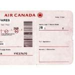 カナダのワーホリ・留学 航空券価格比較