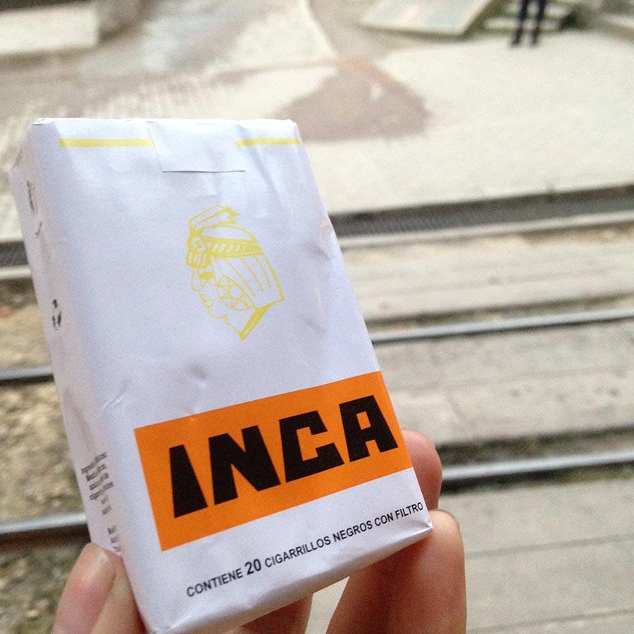 インカタバコ