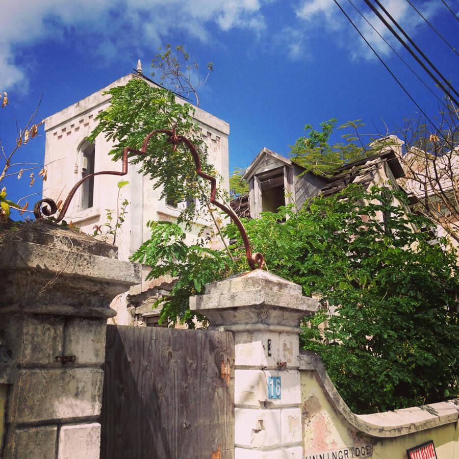 バハマの家