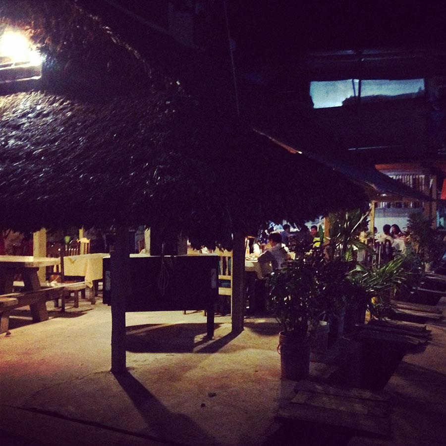 夜のルレナバケ
