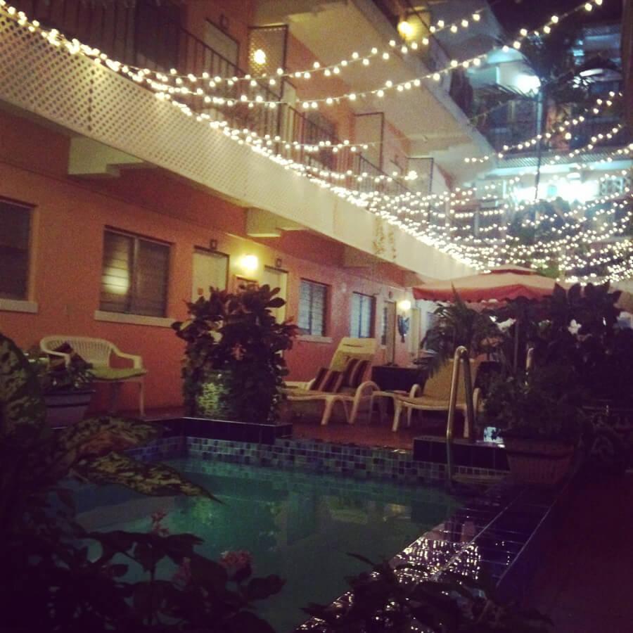 ナッソーのホテル