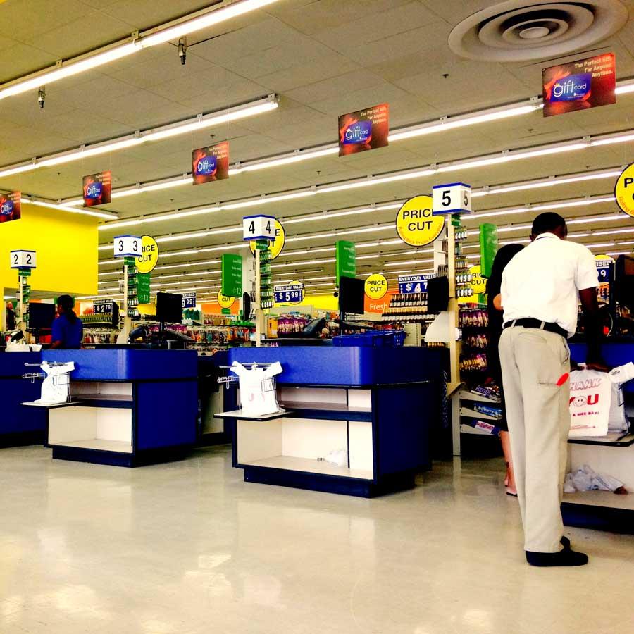 バハマのスーパー
