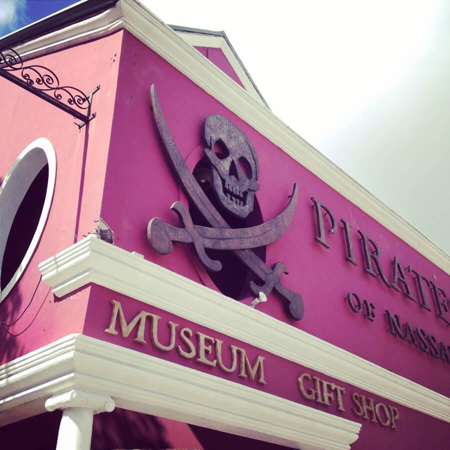 ナッソーの海賊博物館