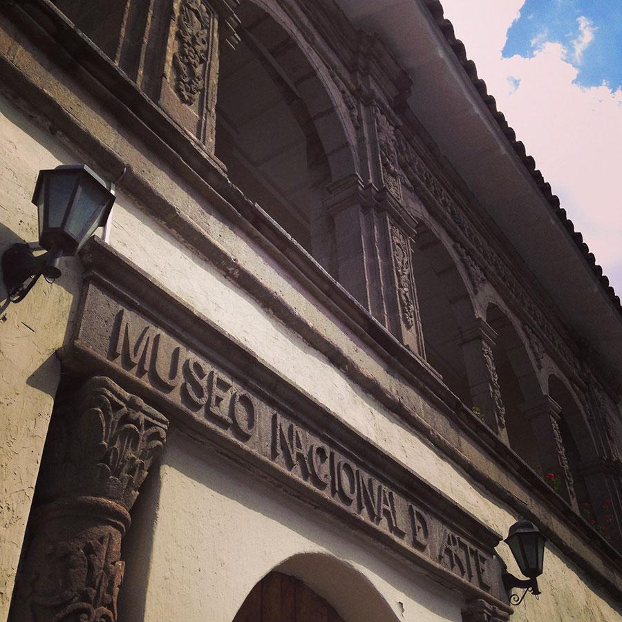 Museo Nacional del arte