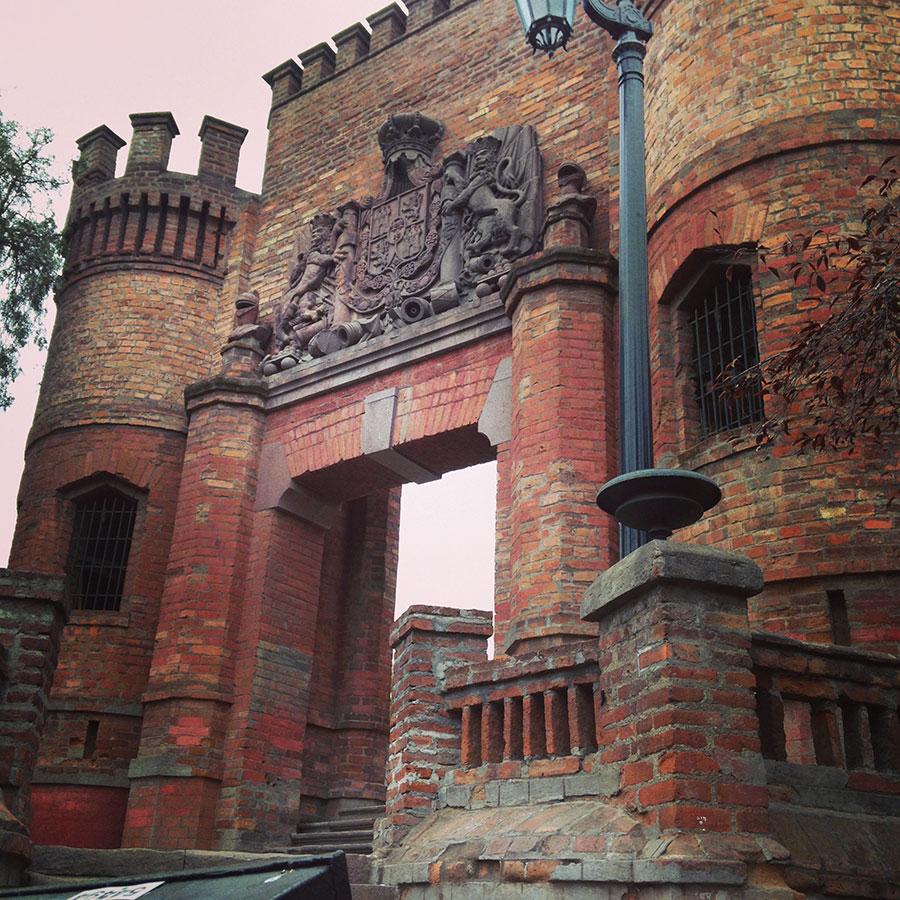 サンタルシアの門