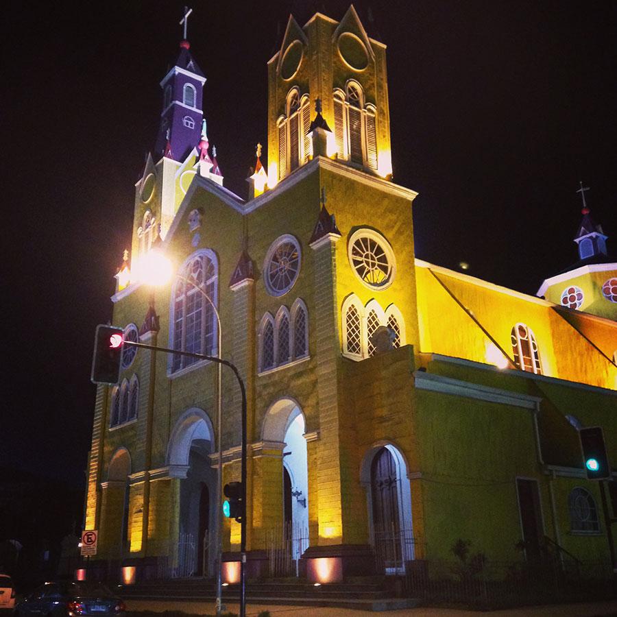 カストロの教会