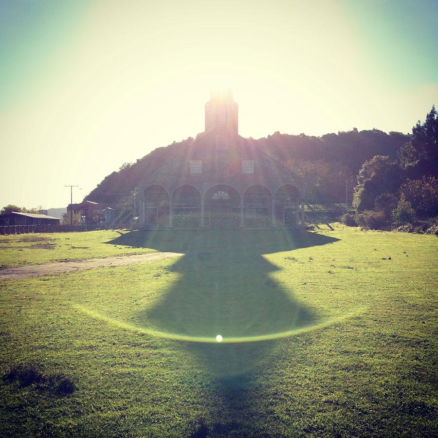 チロエ島の教会 Quinchao