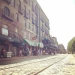 アメリカ横断3日目②:アメリカ最古の計画都市、Savannah。