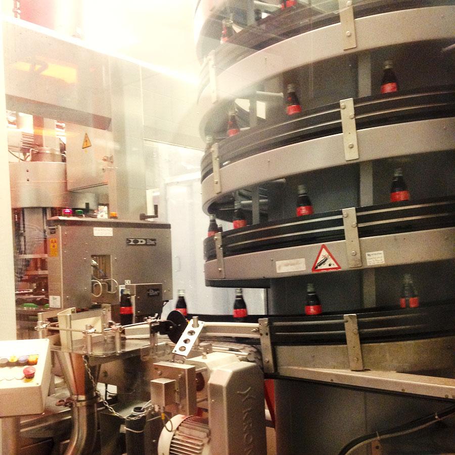 コカ・コーラの工場2
