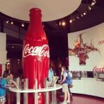 アメリカ横断4日目:コカ・コーラが生まれた場所、アトランタ。