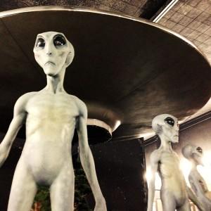 アメリカ横断8日目①:UFOの街ロズウェルにやってきた!