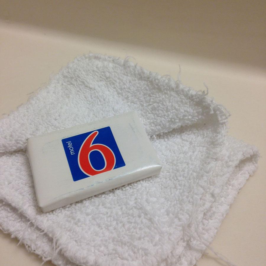 モーテル6のアメニティ