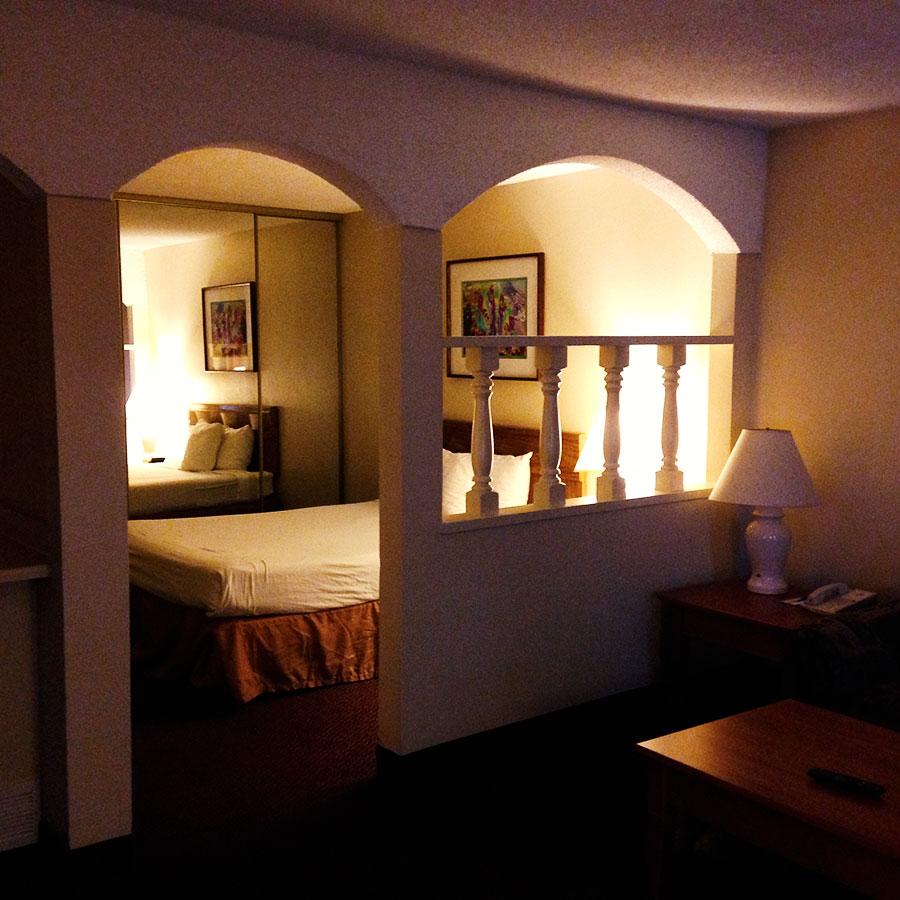 ラスベガスのホテル