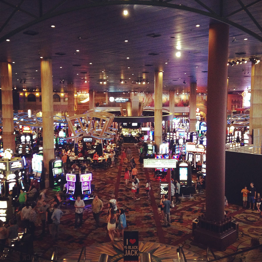 ニューヨークニューヨークのカジノ
